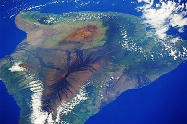 """Debajo de Hawai la """"anomalía"""" densa es mucho más grande de lo que los científicos pudieron imaginar en un principio"""
