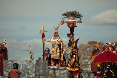 El Inti Raymi, la Fiesta del Sol, que cada 24 de junio se realiza en Cuzco, este año será de manera virtual