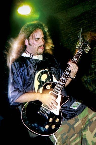 A.N.I.M.A.L. fue la cara visible del cambio de rumbo del metal en los 90