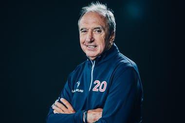 Arquitecto, ex secretario nacional de Deporte, gloria de los Pumas: Hugo Porta, hoy.