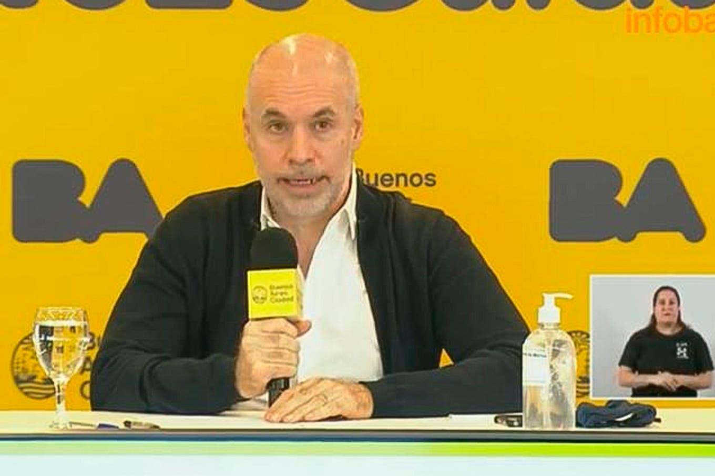 Cruces con Nación. Aliados de Horacio Rodríguez Larreta denunciaron ataques a la autonomía de la Ciudad