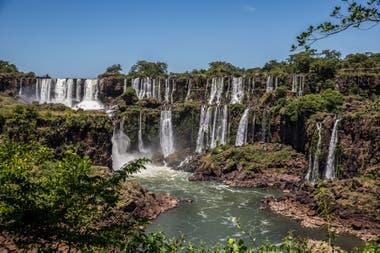 Cataratas del Iguazú, PN Iguazú.