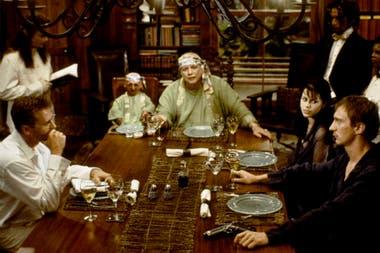 Brando y Nelson de la Rosa establecieron una extraña relación durante el rodaje