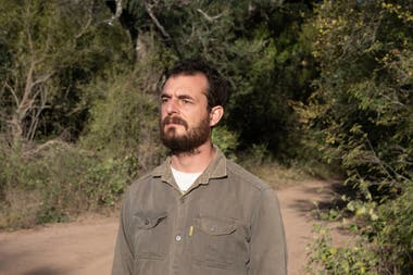 Gerardo Cerón es Doctor en Biología, egresado de la Universidad Nacional de Comahue, en Bariloche. En El Impenetrable cumplió su sueño de la infancia: estudiar la diversidad de especies.