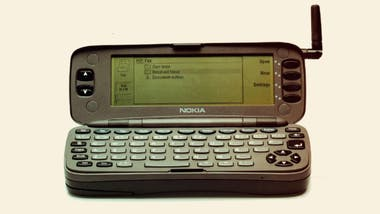 Un Nokia Communicator 9000