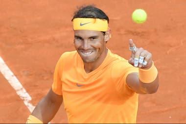 Nadal llegará a Roland Garros en lo más alto del ranking
