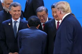 G20 nations agree on trade, migration; not climate change