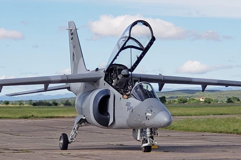 Resultado de imagen para Cómo son los aviones Pampa III que Fadea entregará hoy a la Fuerza Aérea