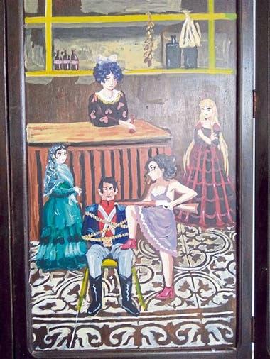 Fátima Pecci. En esta obra aparecen Martina Céspedes y sus hijas durante las Invasiones Inglesas.