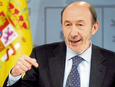 Alfredo Pérez Rubalcaba La Hábil Figura Del Socialismo