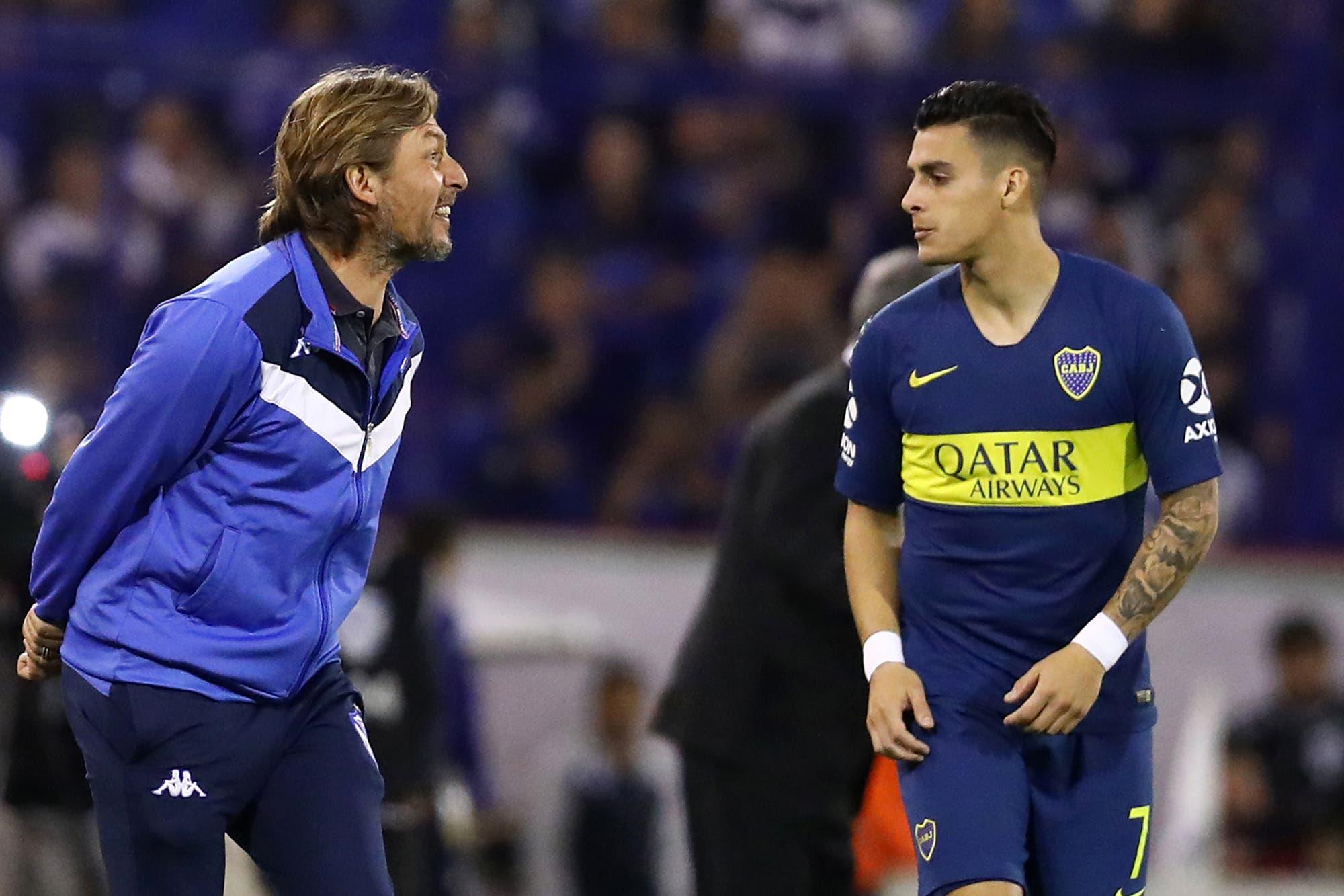 La amenaza Heinze: la difícil misión que tiene Boca frente a Vélez