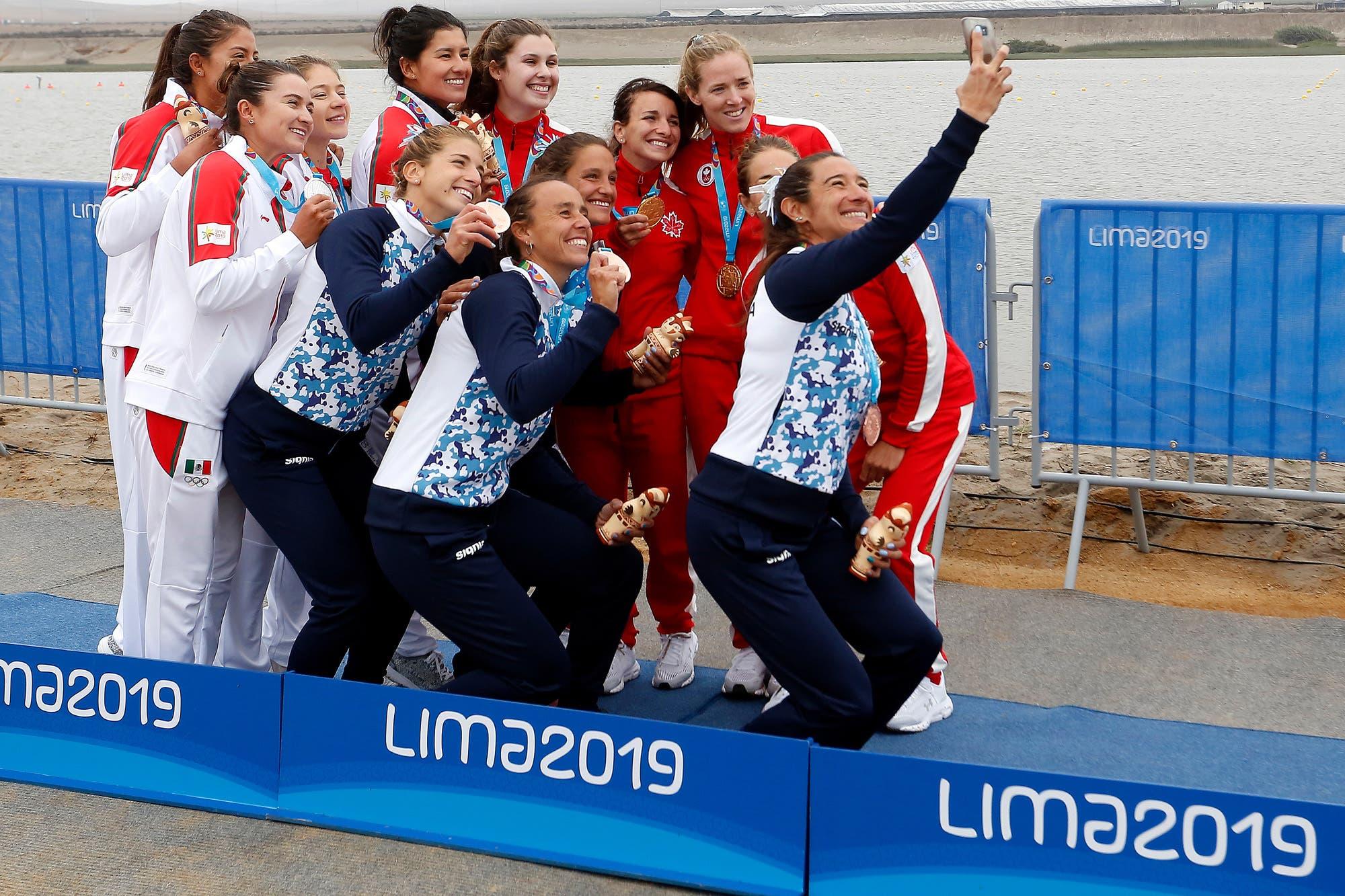 Juegos Panamericanos Lima 2019: todas las medallas argentinas hasta el momento