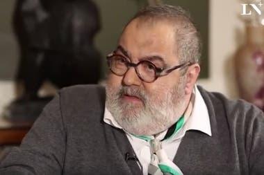 El periodista habló de su relación con la cocaína, sus polémicas, su trabajo como capocómico y su relación con Clarín y Susana Giménez
