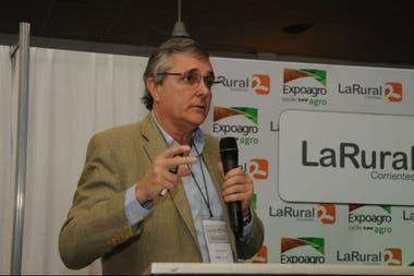 """Carlos Faroppa: """"Uruguay tenía entre 25.000 y 40.000 hectáreas planteadas y hoy multiplicamos eso por 40"""""""