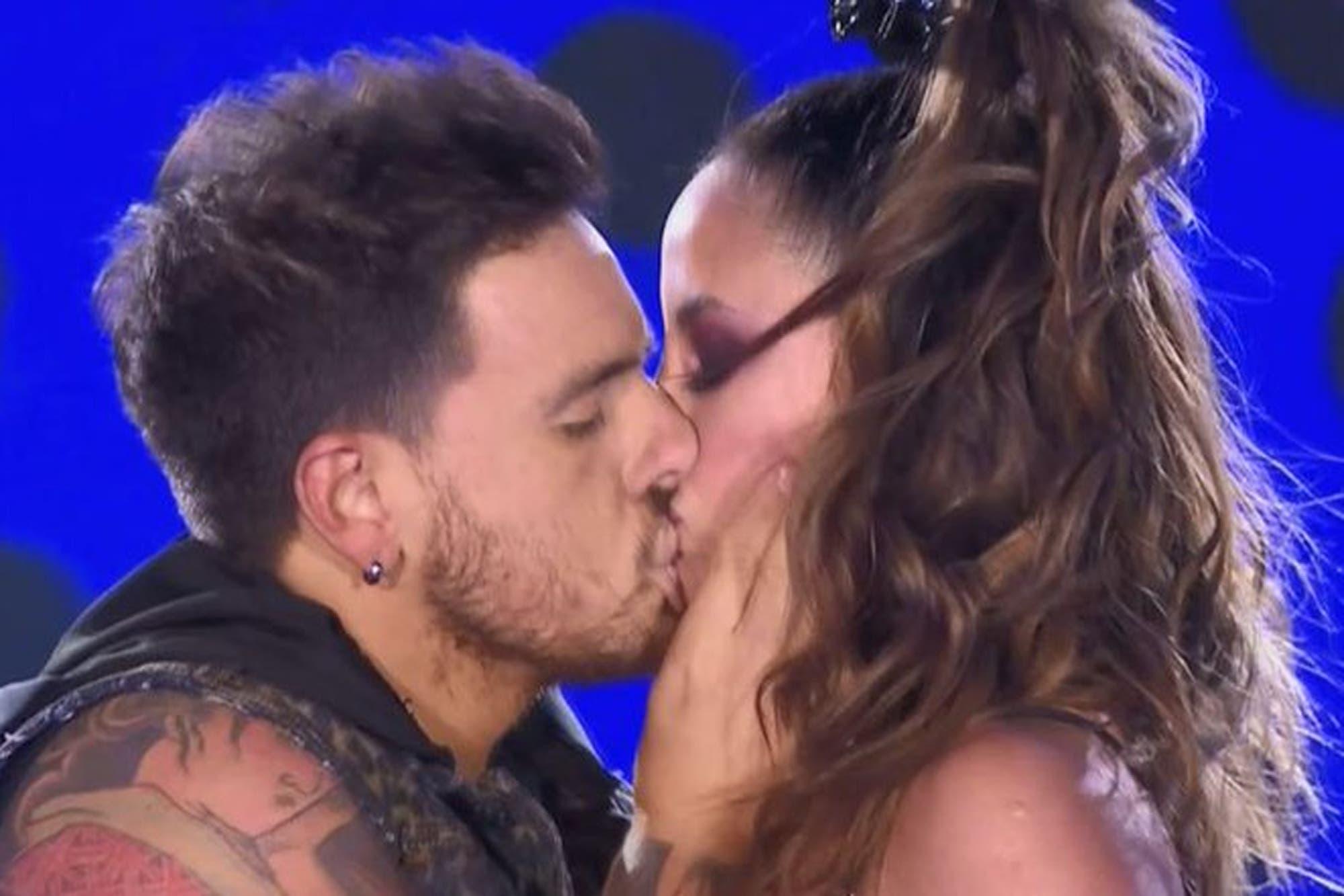 """El Chato Prada, sobre el beso de Lourdes Sánchez y Federico Bal: """"Me sorprendió la duración"""""""