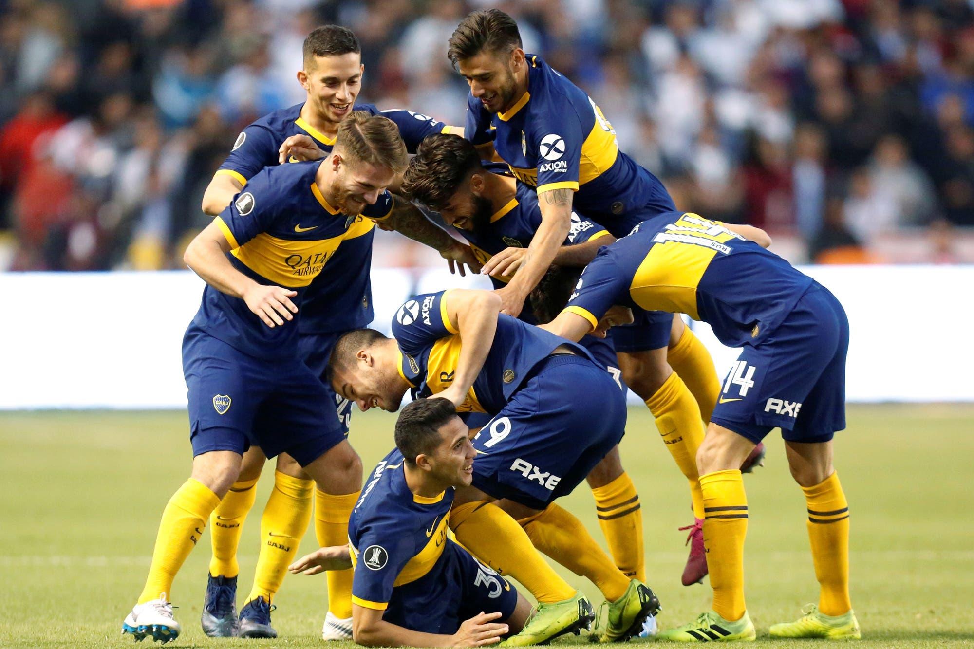 Liga de Quito-Boca, Copa Libertadores: el gol de Wanchope Ábila que estableció el 1-0