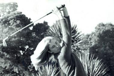 El swing en sus primeros pasos como amateur