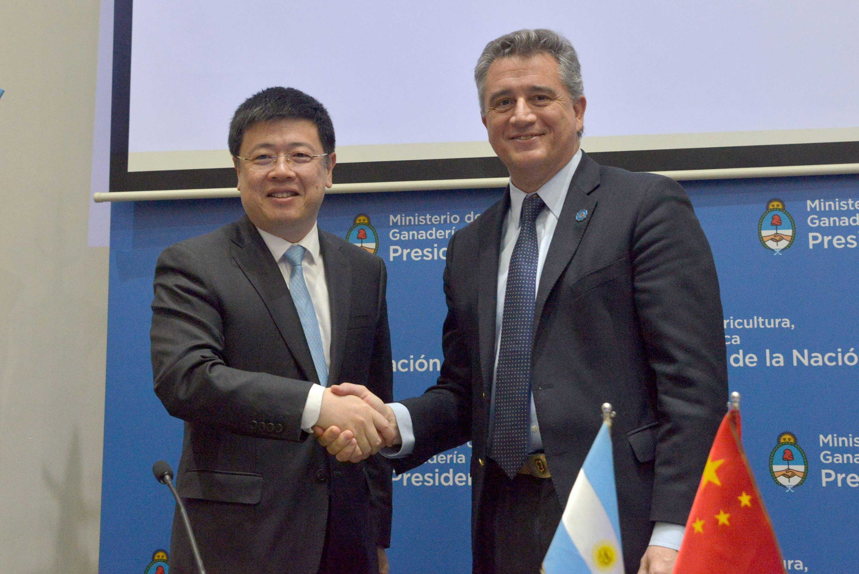 Acuerdo con China: envían 156 bolsas de harina de soja para un testeo