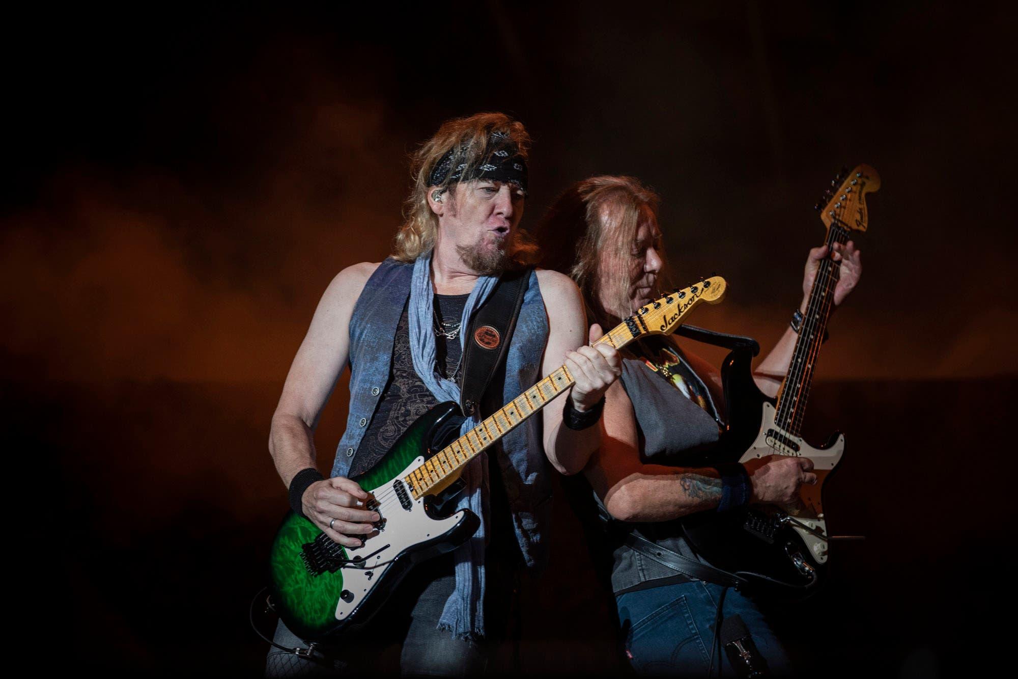 Iron Maiden desplegó sus clásicos en un show de impactante perfil teatral