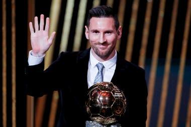 Balón De Oro El Discurso De Lionel Messi Tras Recibir El