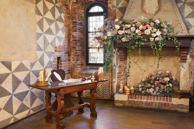 Por primera vez la casa de Julieta en Verona, Italia. Crédito: Airbnb