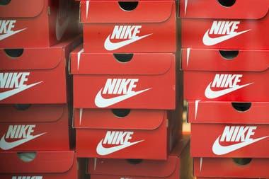 administración segunda mano Dificil  Nike sin Boca. El nuevo modelo de negocios de la marca en la Argentina - LA  NACION