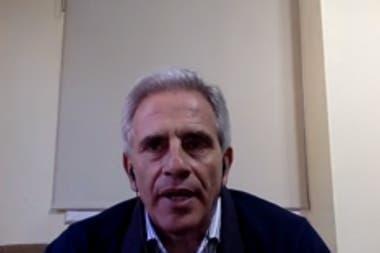 Marcelo Rodríguez, el presidente de la Unión Argentina de Rugby, habló por Zoom sobre los Pumas, Jaguares y los Pumas 7s.