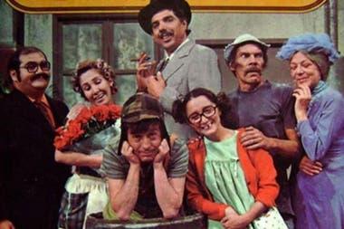 Los personajes del Chavo del 8, que dejará de emitirse en latinoamérica luego de décadas de suceso