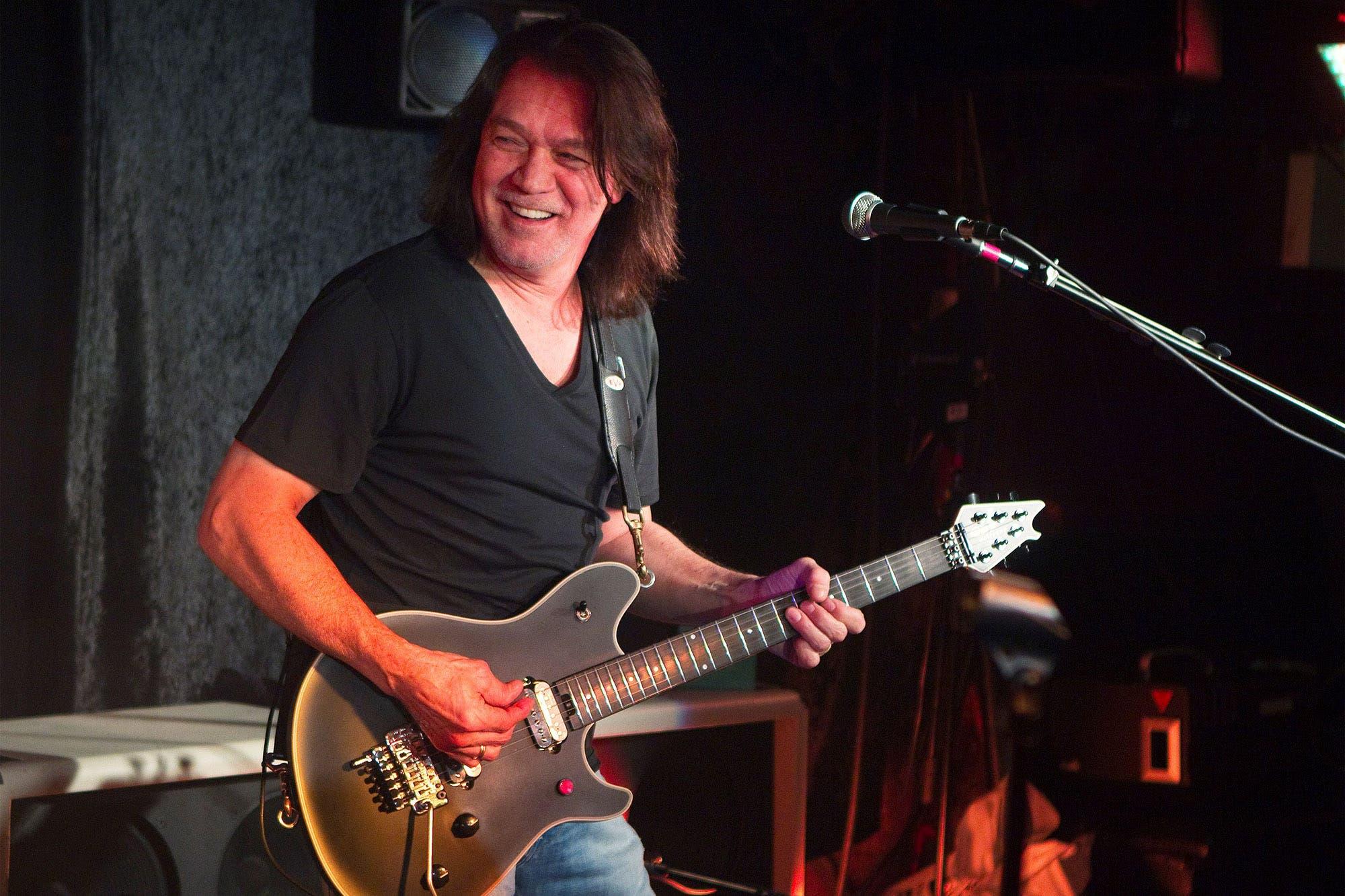 Murió Eddie Van Halen, luego de una larga lucha contra el cáncer