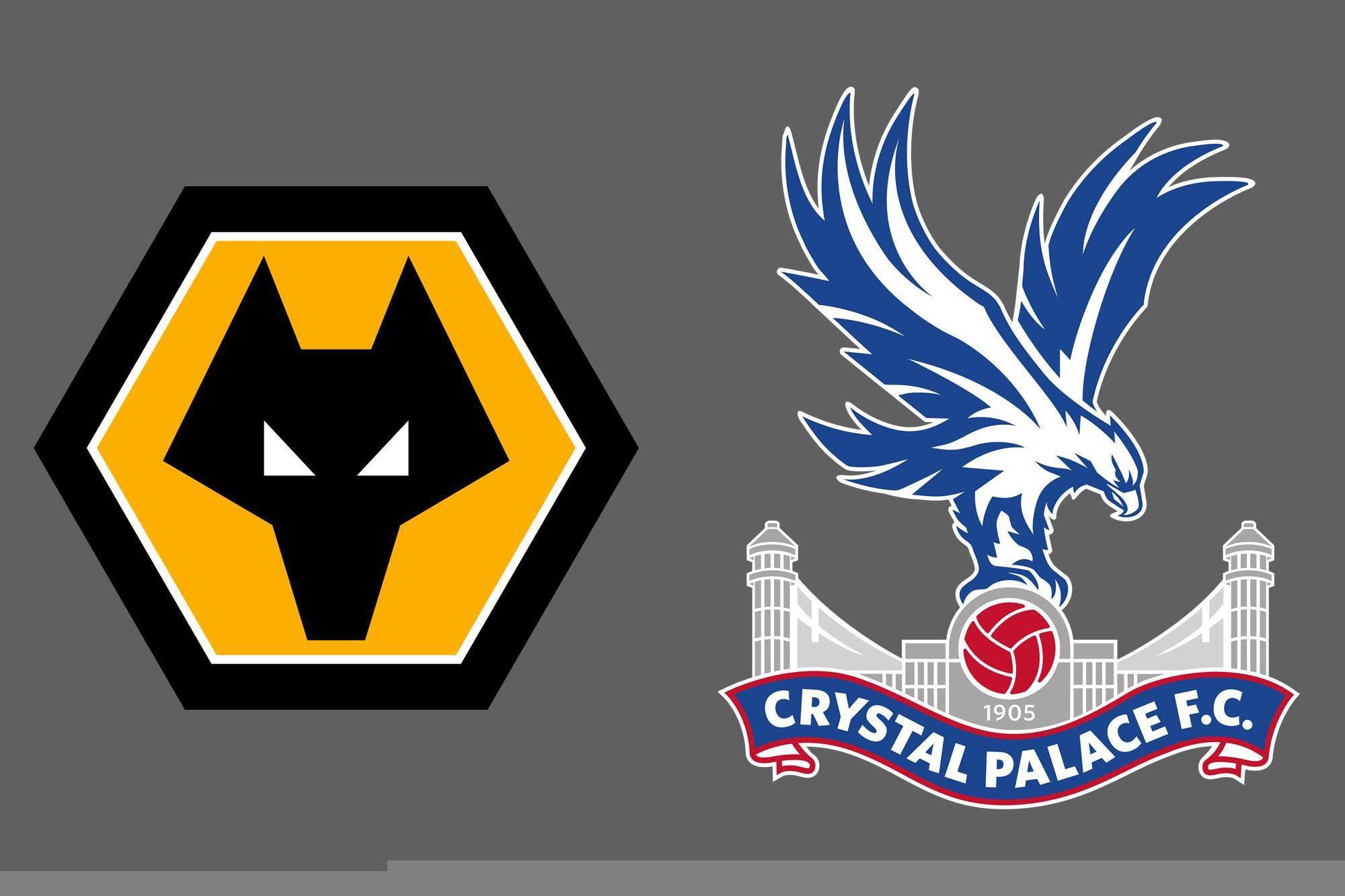 Premier League de Inglaterra: Wolverhampton Wanderers venció por 2-0 a Crystal Palace como local
