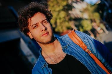 Sebastián Blanco tuvo su primer papel en cine nada más y nada menos que en El secreto de sus ojos