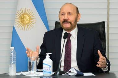 El gobernador Gildo Insfrán en el centro de las denuncias