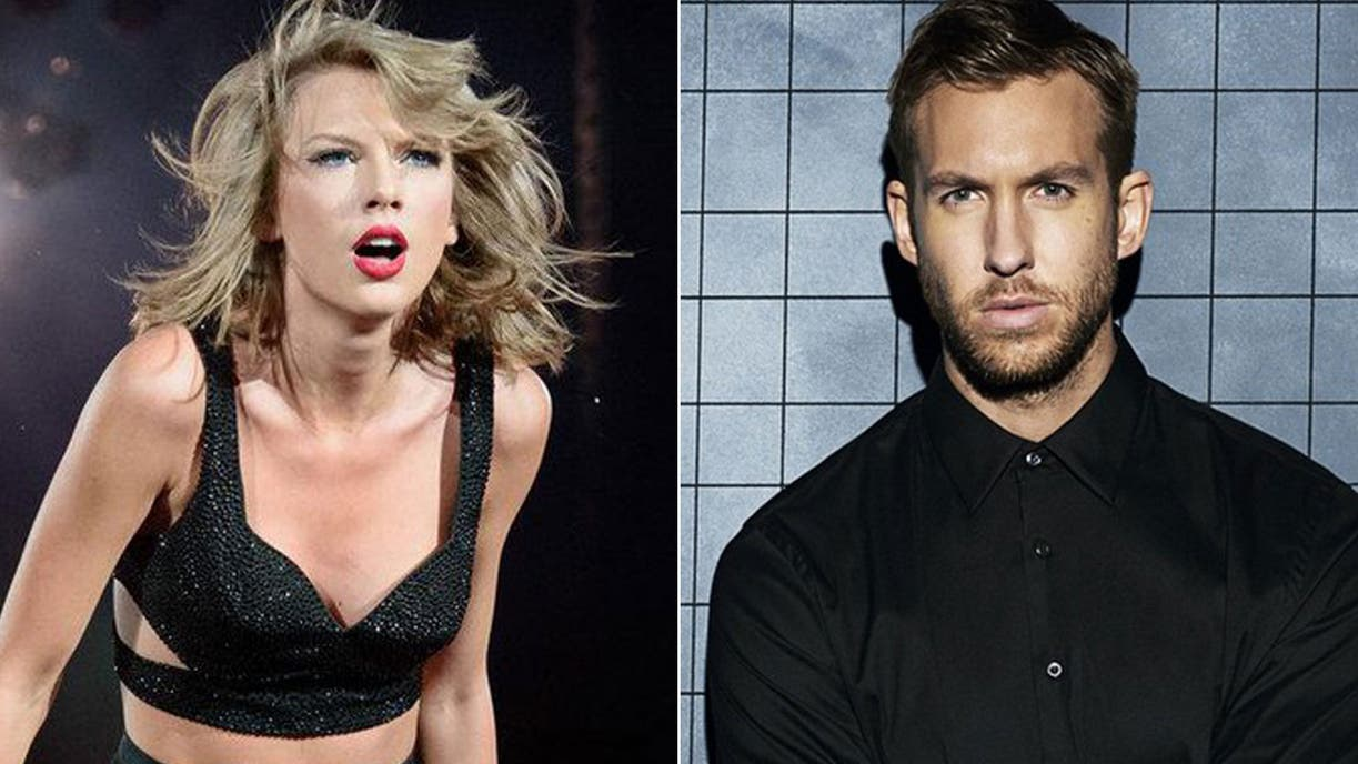 Taylor Swift y Calvin Harris, ¿en disputa por una canción?