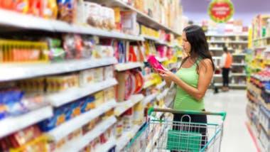 consumo la mayoría va al supermercado con una lista y no compra de