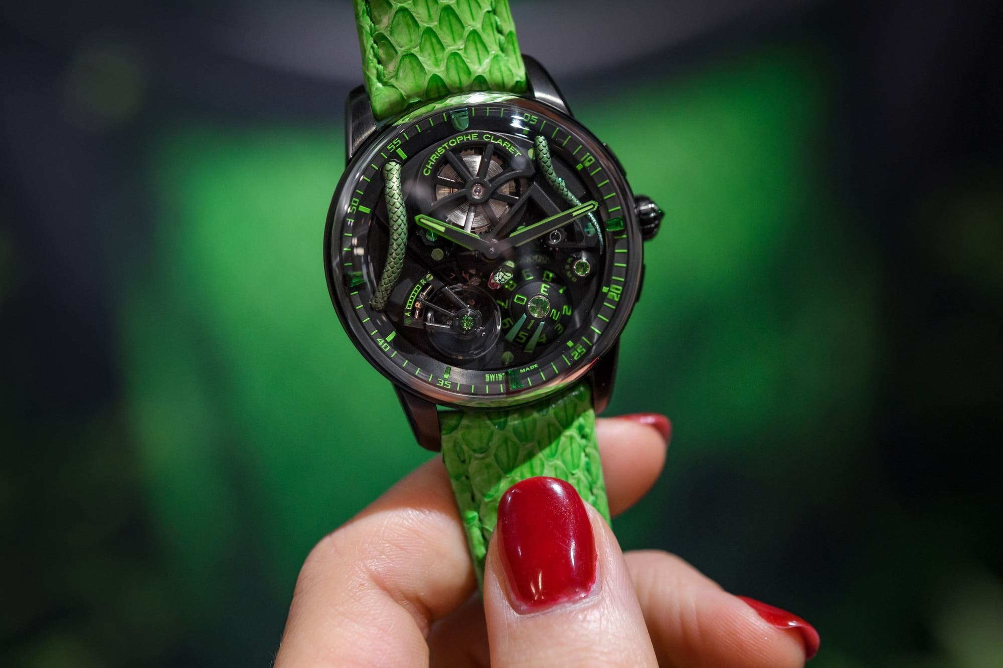 Piezas de museo? Los relojes suizos de lujo frente a los ...