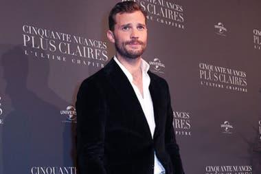 Jamie Dornan dijo que no volvería a interpretar a Christian Grey ...
