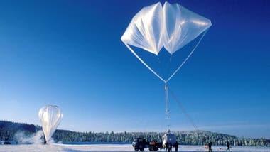 Para medir la capa los científicos captan muestras de aire del ozono sobre el Ártico