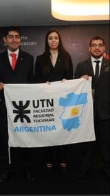 La delegación tucumana
