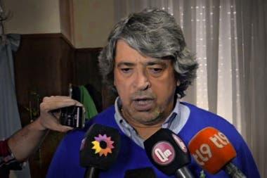 El exjuez de Garantías César Melazo está acusado de ser jefe de una asociación ilícita integrada por representantes judiciales, policías, barras y ladrones