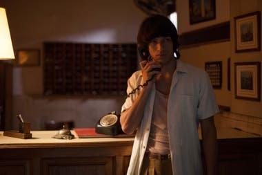 Así será Carlos Monzón de joven en la serie