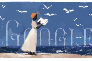 El gran buscador dedicó el Doodle de hoy a esta escritora que contribuyó con su trabajo a abolir la esclavitud