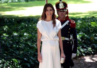 361fa2a1a4 Todos los looks de Juliana Awada en el G20 - LA NACION