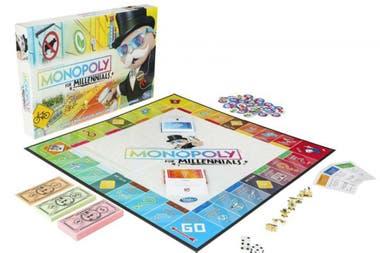 No Hay Descanso Para Los Millennials El Nuevo Monopoly Se Burla De