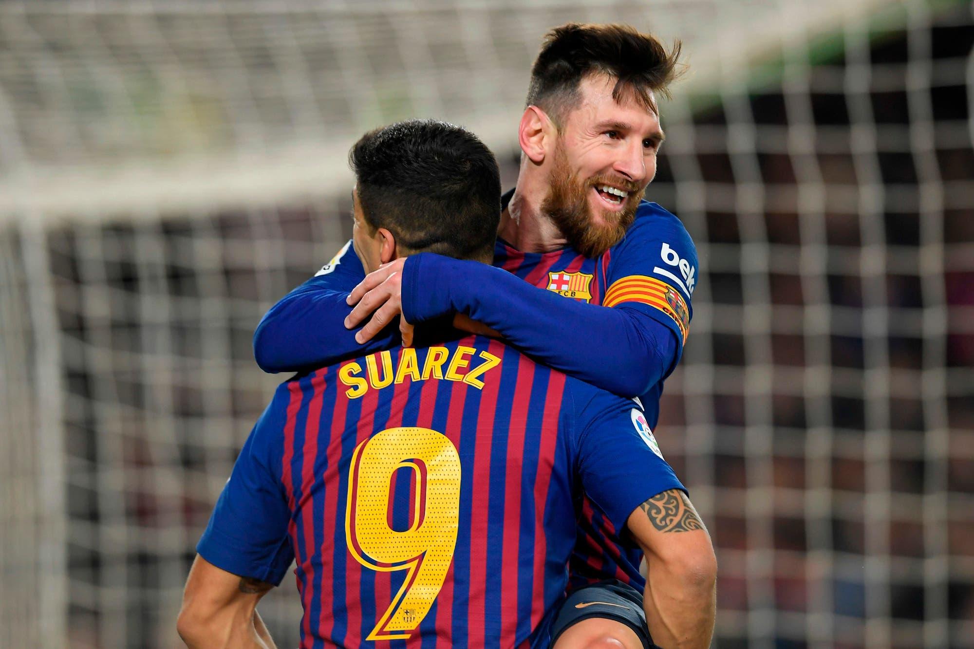 Tras fallar una oportunidad increíble, Lionel Messi marcó un golazo en la clasificación de Barcelona