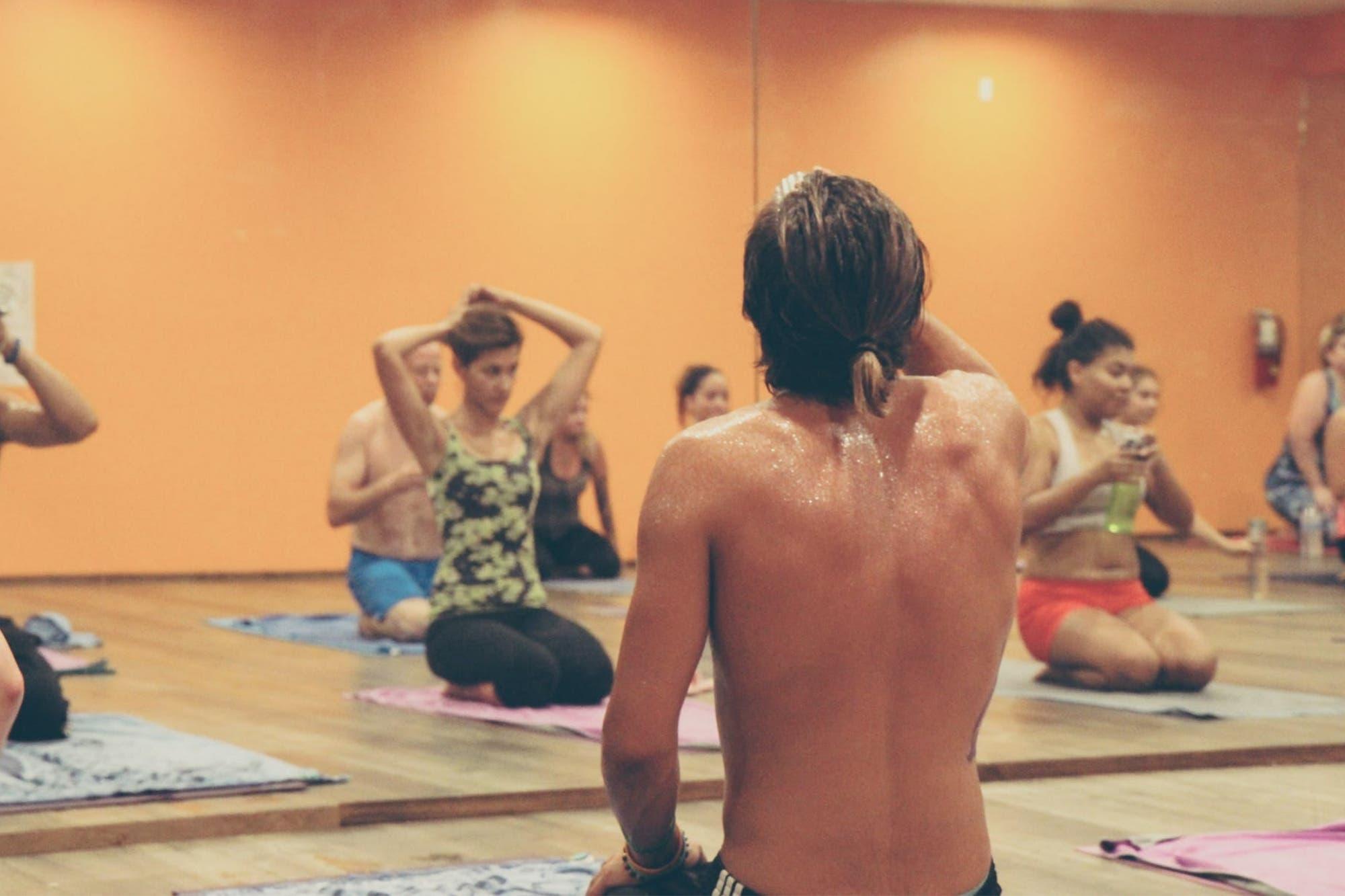 qué comer después del yoga caliente por la noche