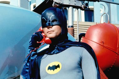 El entrañable Batman de Adam West