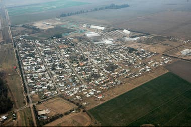 El pueblo tiene unos 3000 habitantes