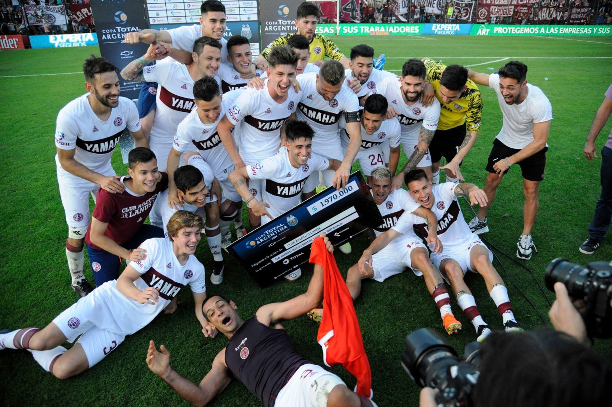 Lanús eliminó a Independiente de la Copa Argentina, es semifinalista y el ciclo de Sebastián Beccacece tambalea