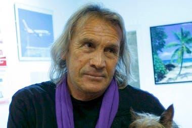Hugo Gatti tiene coronavirus