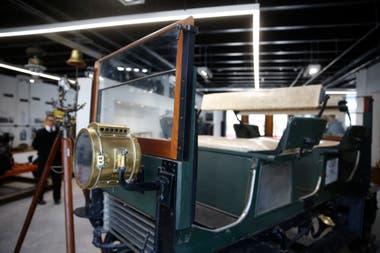 Antiguo vagón